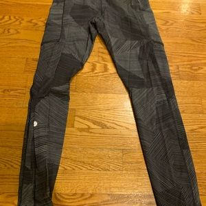 LULULEMON speed up tight size 6